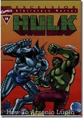 P00018 - Biblioteca Marvel - Hulk #18