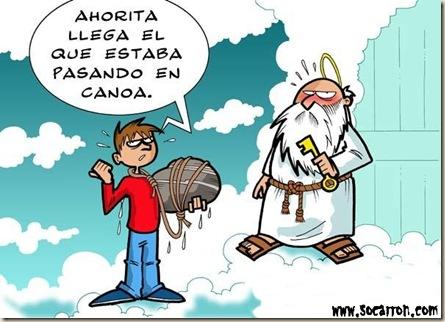 cielo paraiso humor ateismo biblia grafico religion dios jesus (49)
