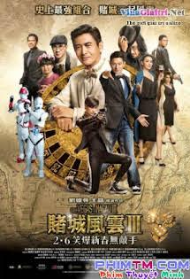 Đổ Thành Phong Vân 3 - From Vegas to Macau III (2016)