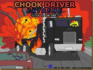 Chook Driver Extreme タイトル