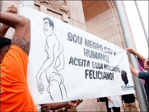 manifestação contra Marco feliciano 07