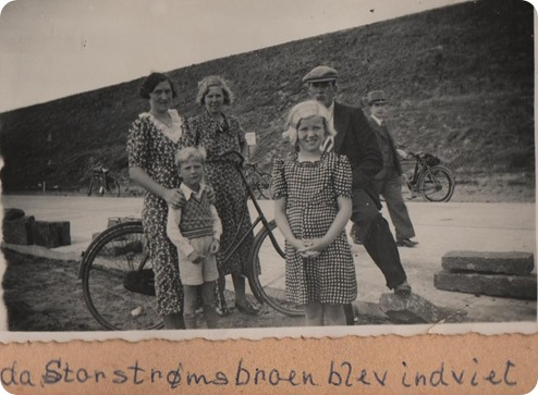 Erna nr 2 Poul, Henning og Rita