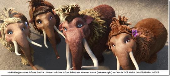 Steffie Ice Age