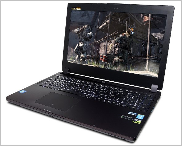 CyberPowerPC Zeusbook Edge X6