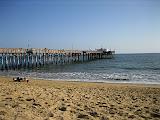 Pier in Newport Beach