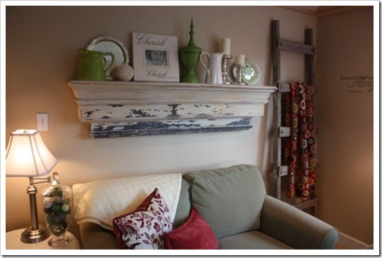 Pottery Barn Shelf