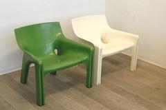 Vicario armchair, green
