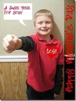 Valentine 2012 Cole