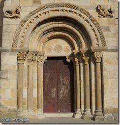 Portada San Martín de Artáiz - Izagaondoa - Navarra