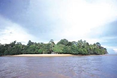Ilha da Pescada, Muanà - Parà