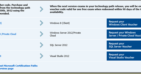 purchase vouchers for microsoft exams