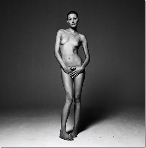 Carla Bruni_Safe Sex Campaign_Michel Comte_Galerie Esther Woerdehoff
