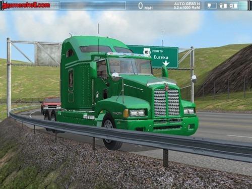 Juegos de camiones Rig N Roll 3 camiones