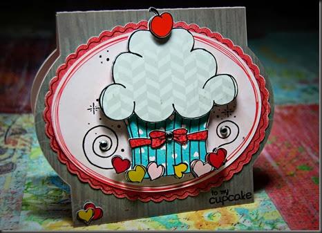 to my cupcake lg