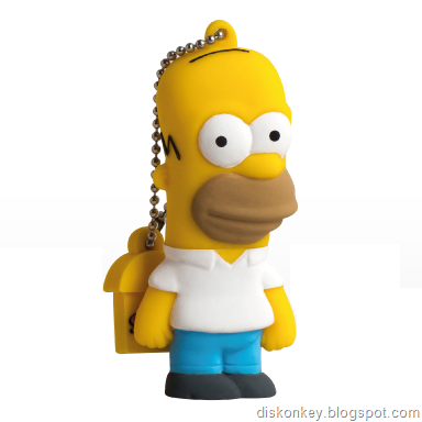 Homer USB flash drive