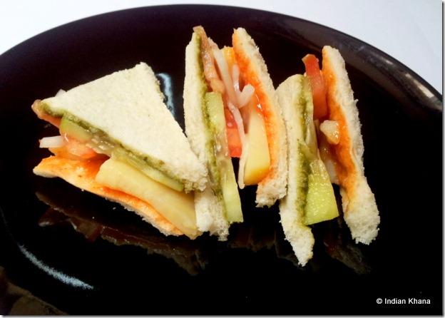 Street Style Sandwich Recipe