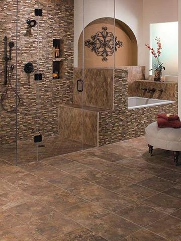 desain lantai kamar mandi