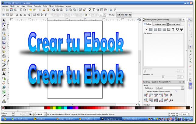 texto plastico con inkscape5