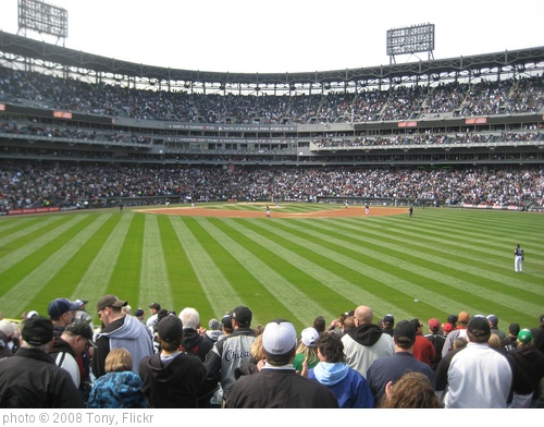 'White Sox Opening Day 2008' photo (c) 2008, Tony - license: http://creativecommons.org/licenses/by-sa/2.0/