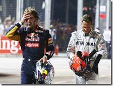 Vergne e Schumacher
