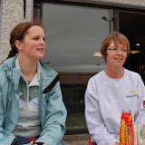 Ann Barry & Ann Mc Kiernan watching the action