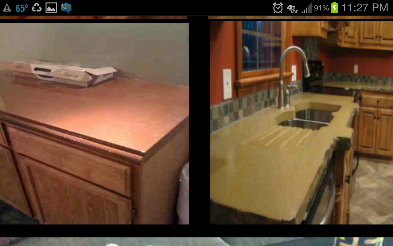 Rocksolid Custom Concrete Countertops Jefferson City Columbia Lake Ozarks Rocksolid Custom