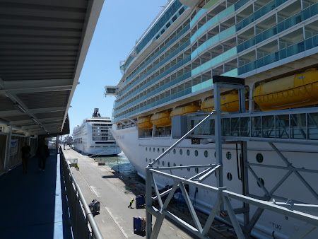 Croaziera Mediterana: Vasul Liberty of the Seas - Royal Carribean