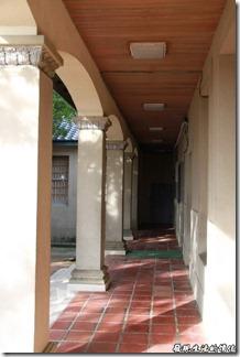 《安平古堡文物陳列館》。