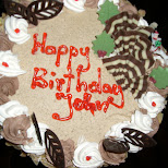happy birthday john in Oakville, Ontario, Canada