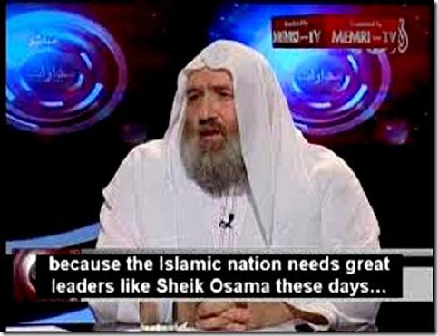 Sheikh Omar Bakri Muhammad praise bin Laden 2