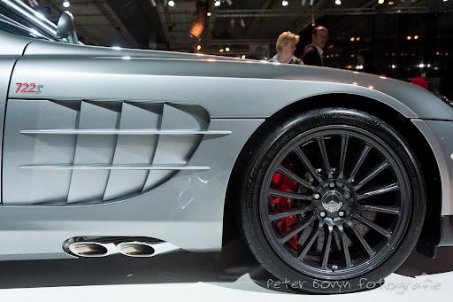 Mercedes SLR 722 Roadster
