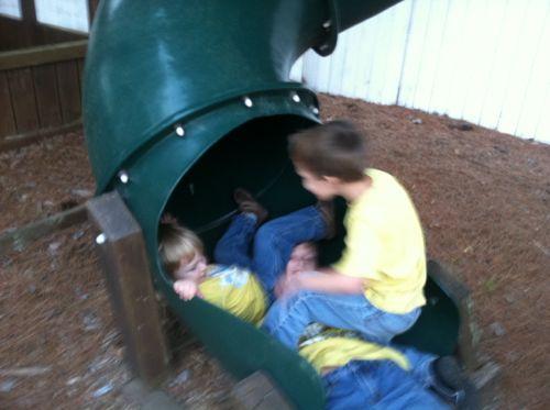 Pence Boys Playground