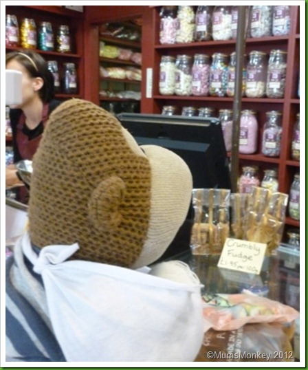 Sweet shop Weymouth