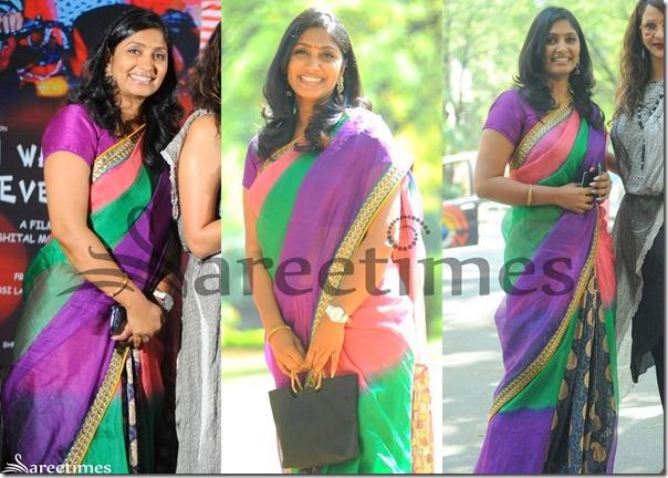 Jhansi_Tricolor_Silk_Saree