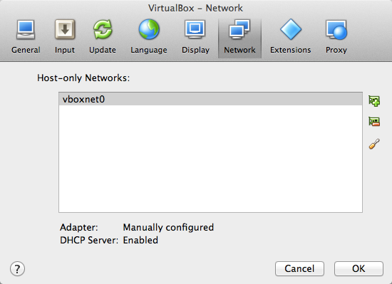 VirtualBox  Network