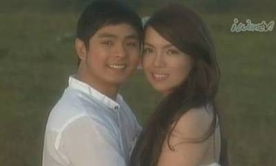 Coco Martin and Julia Montes in Walang Hanggan finale