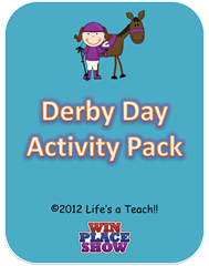 Derby Day Cover