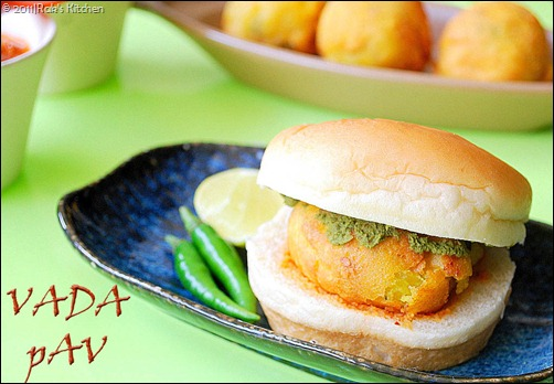 Vada pav SET