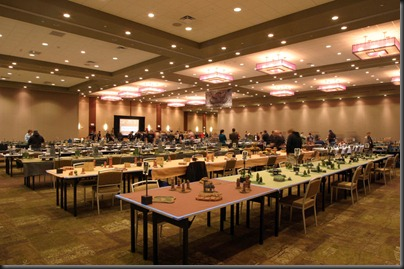 Large Tourney Tables