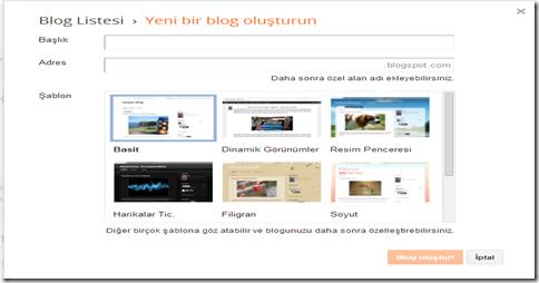 blogger-yeni-blog-adres