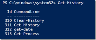 Jason Yoder, MCT: Can you import your previous PowerShell history