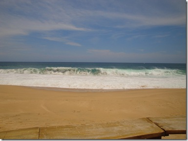 3.  Cabo Waves