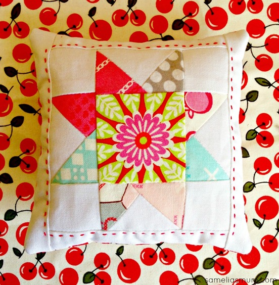 Star Pincushion 2 @ sameliasmum.com