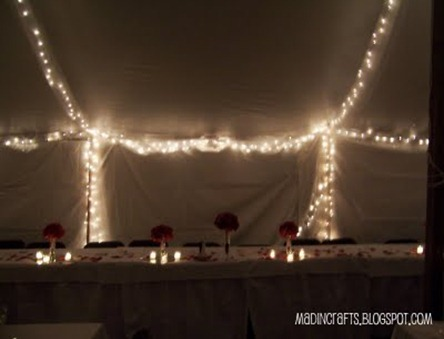Mad in Crafts Inexpensive Wedding Ideas