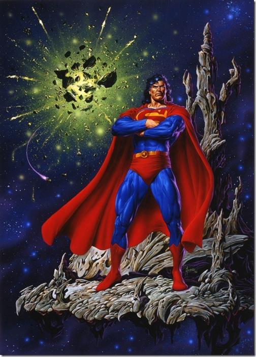 Superman,Jerry Siegel,Joe Shuster,Kal-El,Clark Joseph Kent,Christopher Reeve (122)