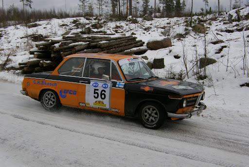 Lehtimäki / BMW 2002 TI