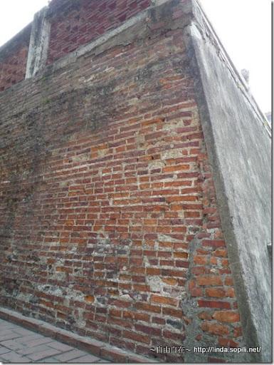 赤崁樓-石牆