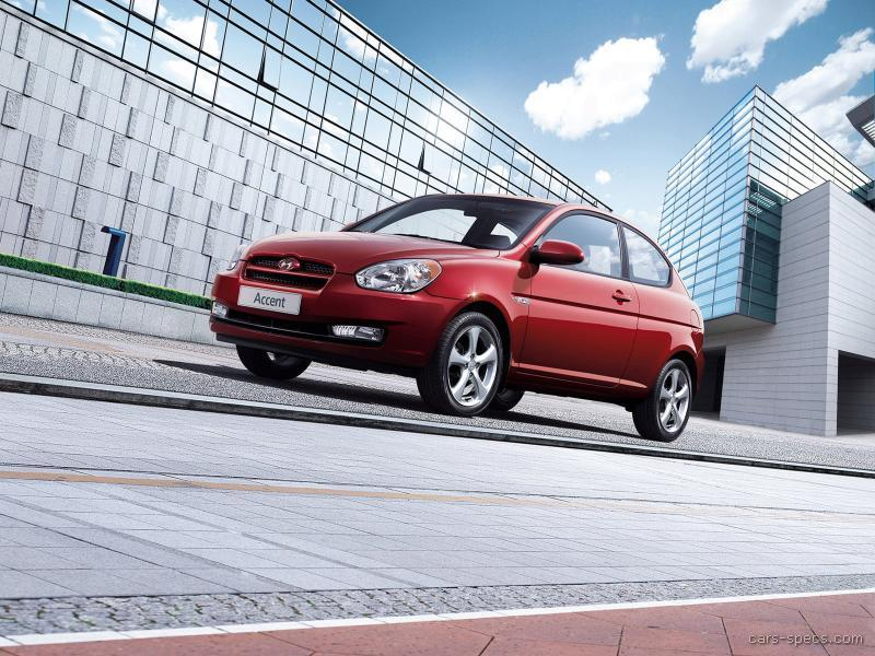 2010 hyundai accent sedan specifications pictures prices. Black Bedroom Furniture Sets. Home Design Ideas