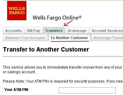 Wells Fargo Bank Online
