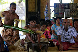 The Making and Mixing of Kava For The Village Welcoming Ceremony - Suva, Fiji